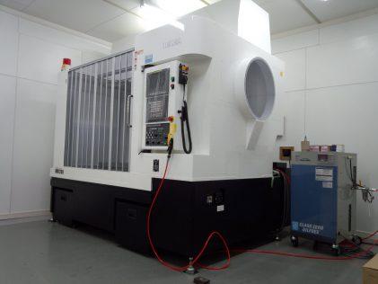 岩間工業所製 3軸加工機 MM1200